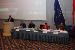 Dnevi slovenskih pravnikov 2011