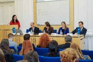 Maribor, Roundtable on Sharing Economy, Dec 2016