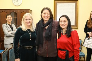 Maribor, EU Commissioner Bulc, Dec 2016