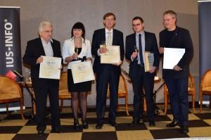 Ius Infor Izbor najvplivnejših pravnikov 2012