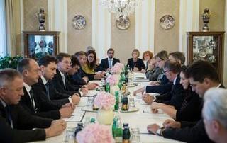 Seja Vlade RS o prihodnosti EU