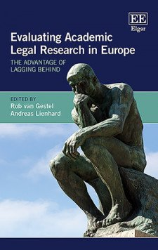 New monograph on evaluation of academic legal research in Europe